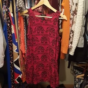 Very cute elephant dress from forever 21